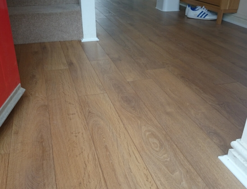 Colours Amadeo Shire Oak Effect Laminate